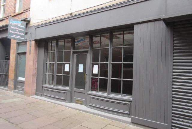 Thumbnail Retail premises to let in St Cuthberts Lane, 14, Carlisle
