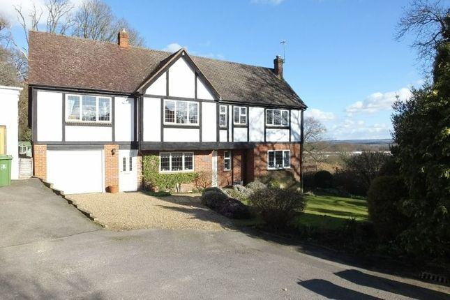 Thumbnail Detached house for sale in Mount Close, Hook Heath, Woking