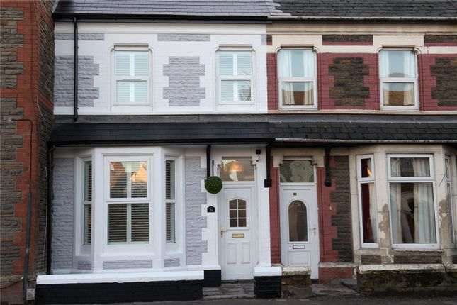 Thumbnail Terraced house to rent in Atlas Road, Canton, Cardiff