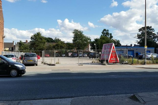 Thumbnail Land for sale in 440-442, Development Site, Holderness Road, Hull