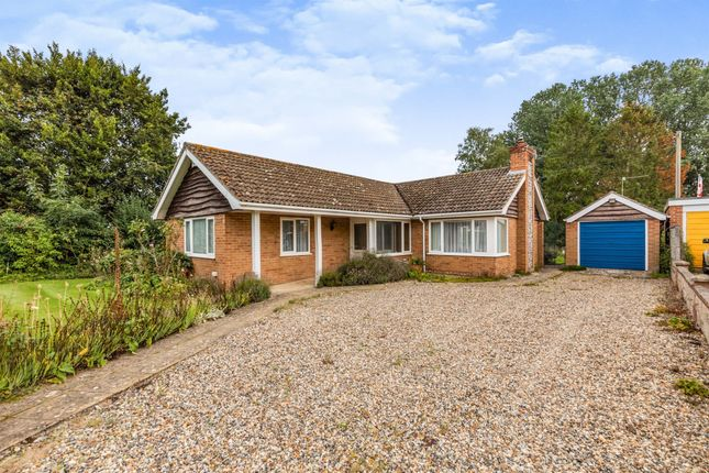 Thumbnail Detached bungalow for sale in Norwich Road, Corpusty, Norwich
