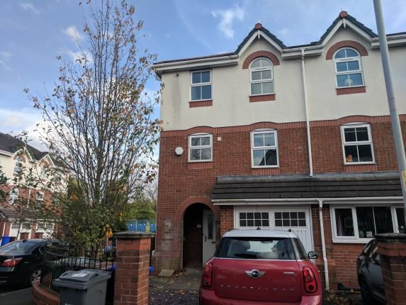 Thumbnail Semi-detached house for sale in Whimberry Way, Manchester, Greater Manchester, Uk