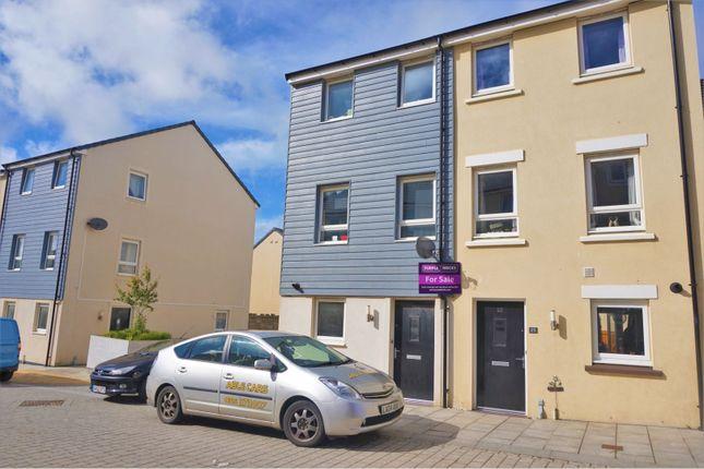 Thumbnail Semi-detached house for sale in Nicholas Holman Road, Camborne