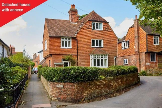 Thumbnail Detached house for sale in Church Street, Wadhurst