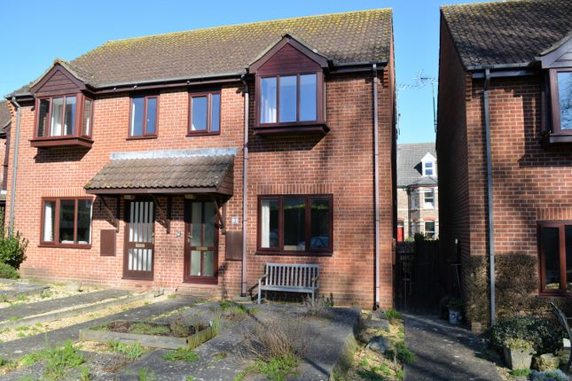 Thumbnail Semi-detached house for sale in Robins Garth, Dorchester