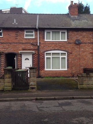 Thumbnail Terraced house to rent in Cope Street, Walsall, West Midlands