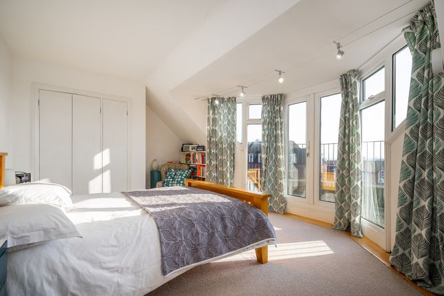 Bedroom of Langland Mansions, 228 Finchley Road, Hampstead, London NW3
