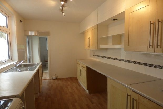 Thumbnail Property to rent in Cyril Street West, Taunton