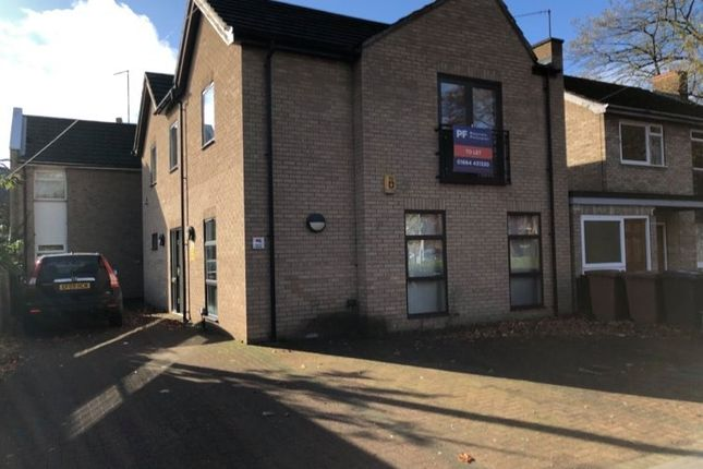 Thumbnail Office to let in Huntly Grove, Peterborough