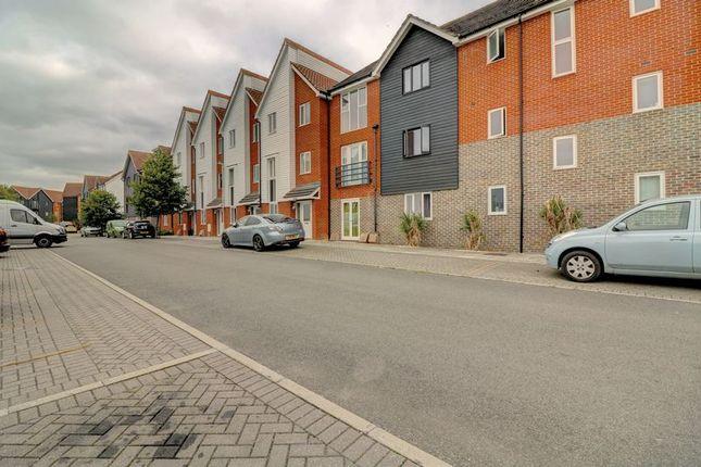 2 bed flat for sale in Edward Vinson Drive, Faversham ME13
