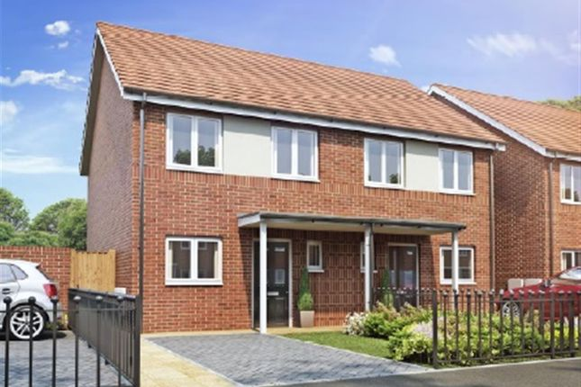 Thumbnail Semi-detached house for sale in Perry Meadows, Perry Common, Birmingham