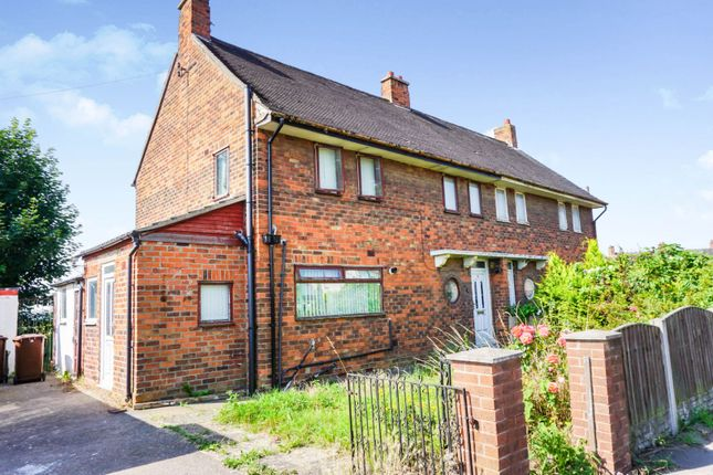 3 bed semi-detached house for sale in Orchard Head Lane, Pontefract WF8