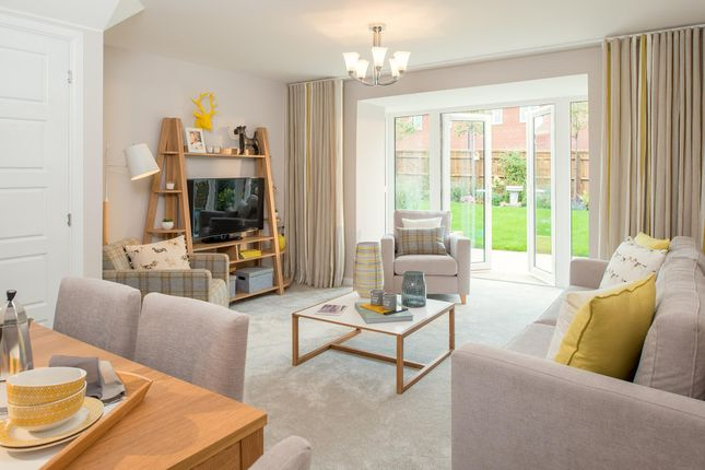 """Thumbnail Terraced house for sale in """"Oakfield"""" at Wonastow Road, Monmouth"""