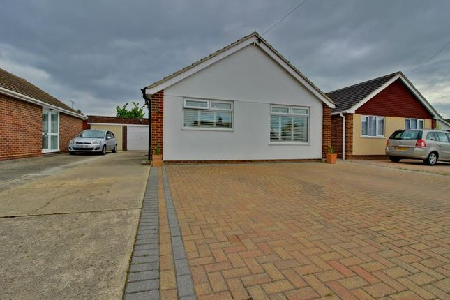 Thumbnail Bungalow for sale in Redruth Close, Springfield, Chelmsford