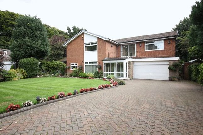 Thumbnail Detached house for sale in Cabot Green, Woolton, Liverpool