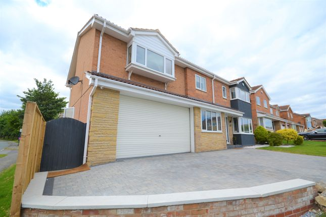 Thumbnail Detached house for sale in Rye Croft, Tickhill, Doncaster