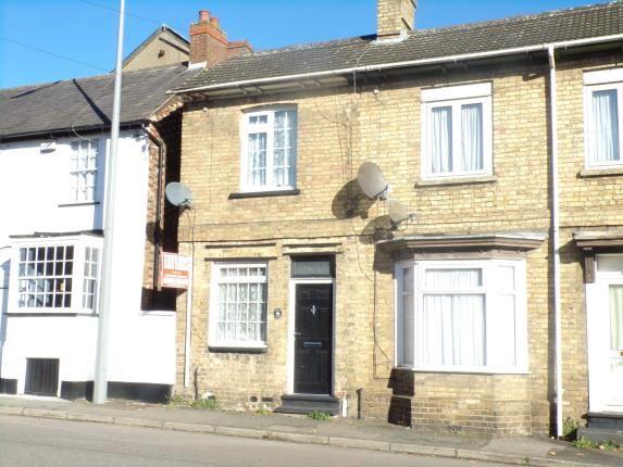 Thumbnail End terrace house for sale in Watling Street, Bletchley, Milton Keynes