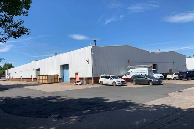 Thumbnail Warehouse to let in Oxleasow Road, Redditch
