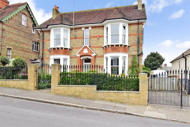 Thumbnail Detached house for sale in Hollicondane Road, Ramsgate, Kent