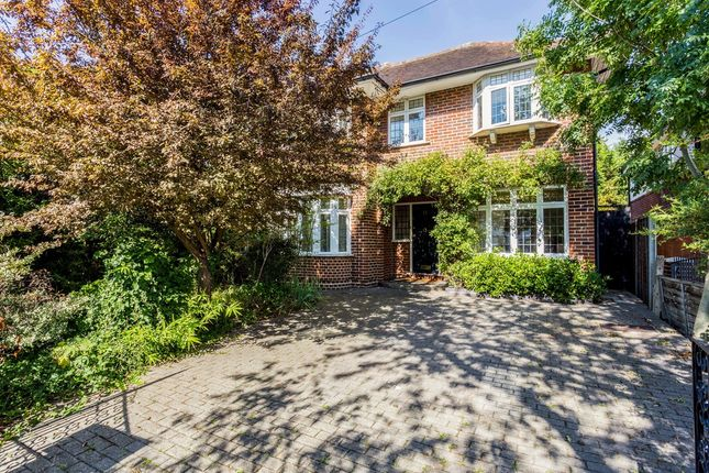 Thumbnail Detached house for sale in Keswick Avenue, Kingston Vale, London