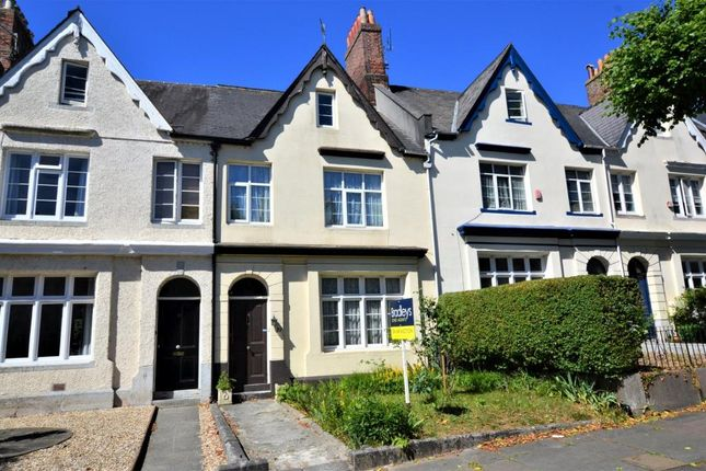 Thumbnail Terraced house for sale in Valletort Road, Plymouth, Devon