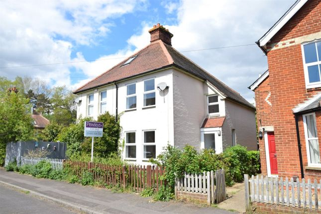 Thumbnail Semi-detached house for sale in Eastwood Road, Bramley, Surrey