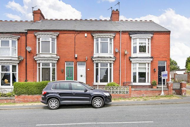 Thumbnail Terraced house for sale in Durham Road, Bishop Auckland