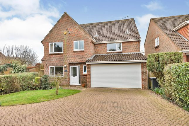 Thumbnail Detached house for sale in Norwich Road, Swaffham