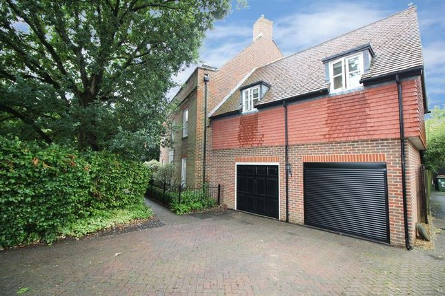 Thumbnail Detached house for sale in The Willows, Parbrook, Billingshurst