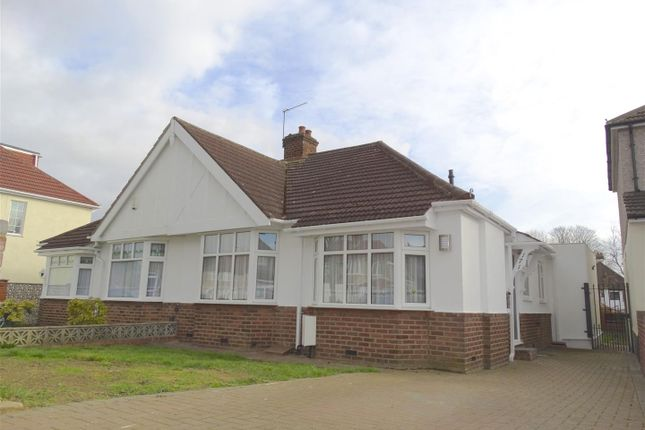 Thumbnail Semi-detached bungalow to rent in Rydal Drive, Bexleyheath