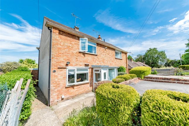 Thumbnail Semi-detached house for sale in Greenfield Road, Farnham, Surrey