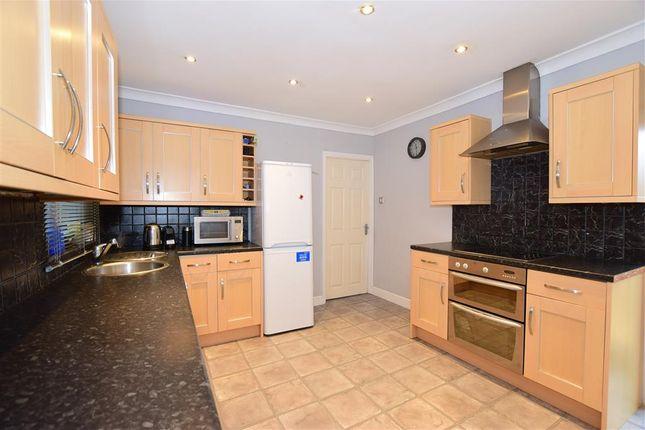 Kitchen of Hever Road, West Kingsdown, Sevenoaks, Kent TN15