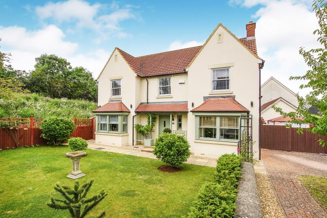 Thumbnail Detached house for sale in Harry Stoke Road, Stoke Gifford, Bristol