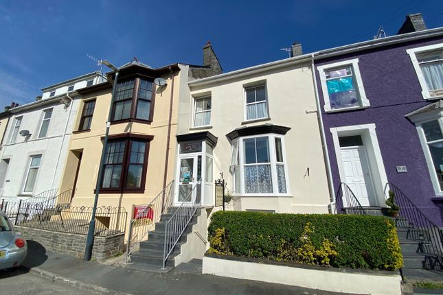 Thumbnail Town house for sale in 6 Station Terrace, Lampeter