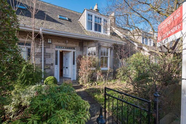 Thumbnail Detached house to rent in Cramond Glebe Road, Cramond