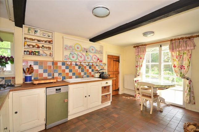 4 bed link-detached house for sale in Blackwater, Newport, Isle Of Wight