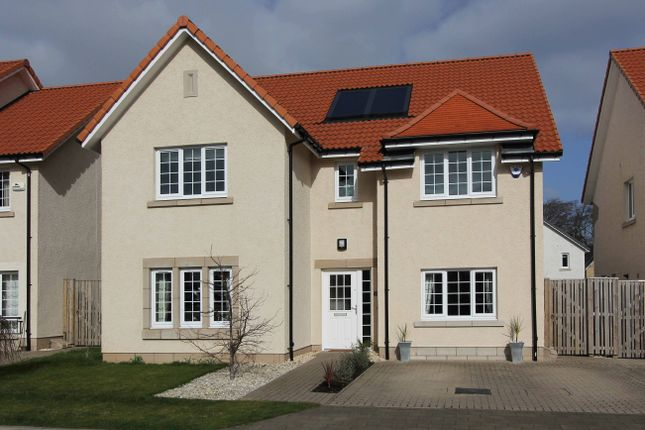 Thumbnail Detached house for sale in Elginhaugh Gardens, Eskbank, Midlothian