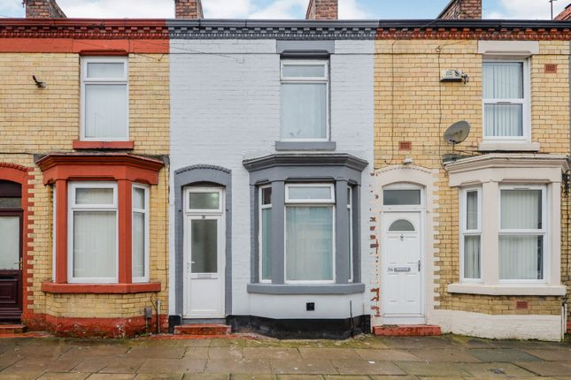 Thumbnail Terraced house for sale in Millvale Street, Liverpool