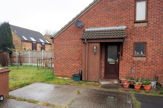 Thumbnail Semi-detached house for sale in Vermeer Ride, Chelmsford