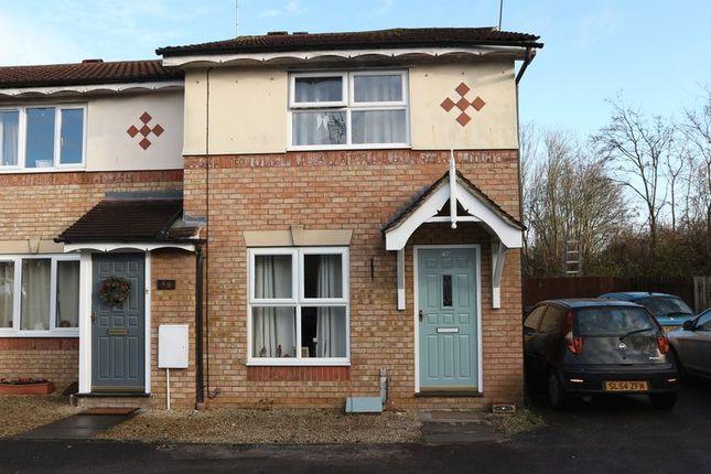 Thumbnail Terraced house for sale in Cheltenham Drive, Chippenham