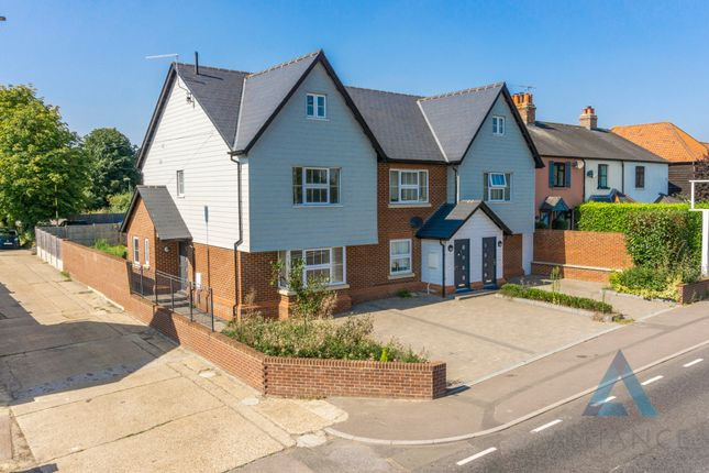 4 bed end terrace house for sale in Carpenters Arms, High Road, Essex CM16