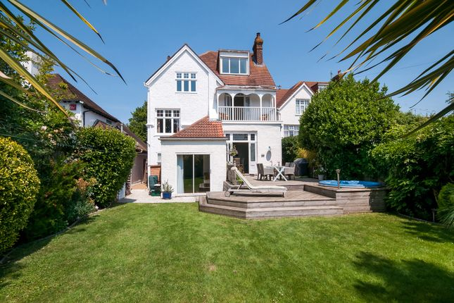 Thumbnail Detached house for sale in Craneswater Park, Southsea