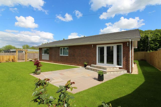 Thumbnail Detached bungalow for sale in Old Monmouth Road, Whitchurch, Ross-On-Wye