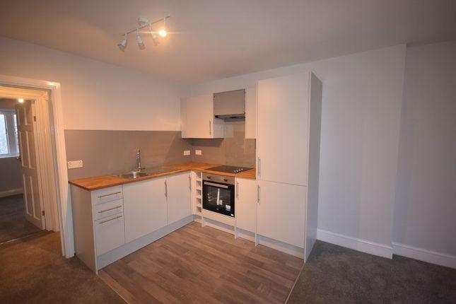Thumbnail Flat to rent in Newport Terrace, Newport Road, Barnstaple