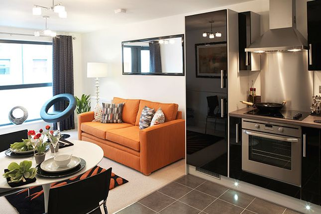 Thumbnail Flat for sale in Brunswick Road, Gloucester