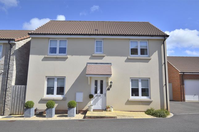 Thumbnail Detached house for sale in Mattick Mead, Chilcompton, Radstock, Somerset