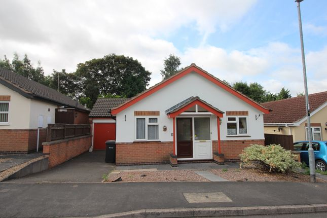Thumbnail Bungalow for sale in Anthony Drive, Leicester