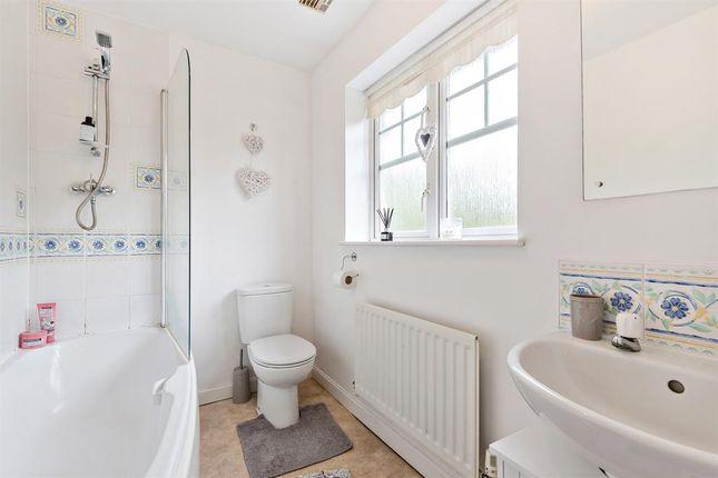 Bathroom of The Paddock, Wilberfoss, York YO41
