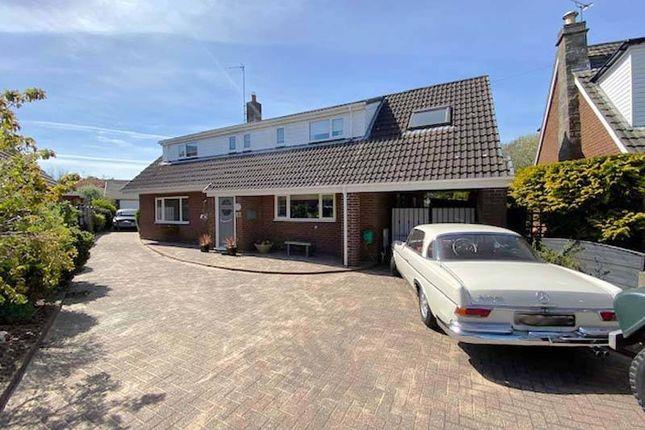 Thumbnail Detached bungalow for sale in Little Acre, Thornton-Cleveleys