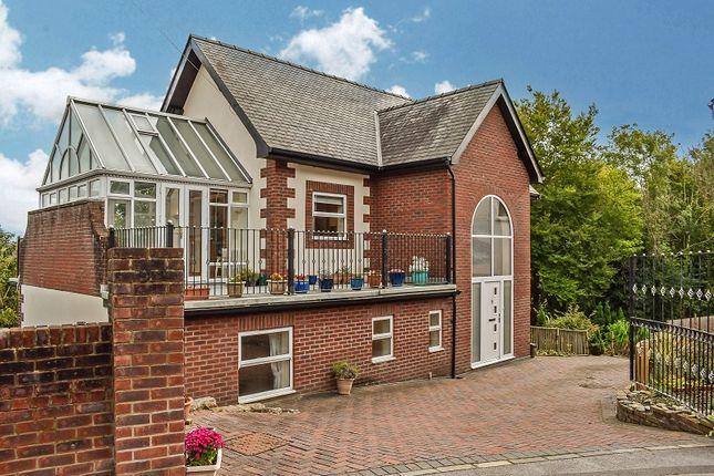 Thumbnail Detached house for sale in Pascoes Avenue, Bridgend, Bridgend County.